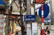 Cực rẻ, 40tr/m2 đất Nhân Hòa, Thanh Xuân, DT 90m, MT 6.5m, sát phố, giá 3.6 tỷ.