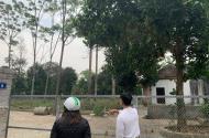 Nóng Từng Giờ - Sinh Lợi Từng Ngày. Cần Bán Lô Đất Tại Thôn Tân An - Sơn Đông - Sơn Tây - HN