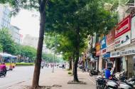 Bán nhà tặng 128M2 ĐẤT MẶT PHỐ Nguyễn Văn Cừ, 2 Mặt Tiền.