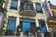 Cần Tiền, Bán nhà phố Hồng Tiến, Mặt tiền 5.5m, DT115m²x5 tầng, Ngõ Ôtô tải.