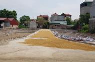 Bán đất mặt ngõ chính cách đường 20m tại Tả Thanh Oai - giá 1.00 tỷ
