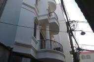 Nhà Bát Khối Lô Góc Gara Ôtô Nhà MỚi Koong 43m x 5 tầng