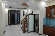 Cần tiền gấp, bán nhà 4 tầng mới xây gía thấp nhất thị trường ở Hậu Ái  ,LH:086657649