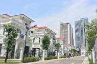 Bán biệt thự KDT Embassy Garden Nguyễn Văn Huyên, Diện tích 250m2, 3 tầng, m tiền 13m.