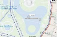 Cần bán gấp lô đất 220m2 cạnh sát trường mầm non Đại Áng - Thanh Trì - Hà Nội