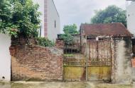 Chỉ nhỉnh tỷ chút có ngay đất bìa làng Bắc Hạ, Sóc Sơn