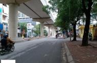 Bán nhà mặt phố Cầu Giấy, Dt 500m2, 11 tầng, m tiền 20m, k doanh, văn phòng, khách sạn.