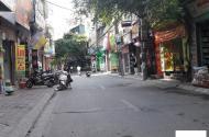 Bán nhà mặt phố Mai Dịch, Cầu Giấy, 6345m2, m tiền 100m, ô tô tránh, p lô Shophouse.