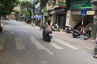 ĐẺ RA TRỨNG VÀNG, mặt phố Trần Duy Hưng, 95m2, 8 tầng, m tiền 6m, 18 phòng dòng tiền.