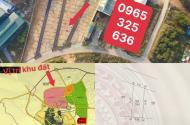 Chính Chủ bán lô đất mặt đường Bãi Dài - Hòa Lạc 2 măt tiên giá 1.5 tỷ