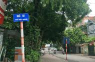 Bán mảnh đất ngõ 157 đường Đức Giang 56m2, mặt tiền 6m, giá 3.5 tỷ, ô tô, phân lô