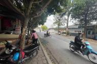 Bán đất lô góc, kinh doanh sầm uất mặt phố Thanh Am, Long Biên, 44m2, MT 5m, giá 6,4 tỷ