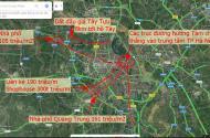 Bán đất nền phân lô tự xây đường 60.5m Tây Thăng Long thuộc Bắc Từ Liêm