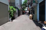 Bán đất mặt tiền rộng, chia 3 lô phố Nguyễn Văn Cừ, Long Biên, DT 112m2, giá 7,4 tỷ