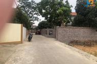 Bán rẻ 96m2 đất trục chính Đan Tảo - Tân Minh - Sóc Sơn giá chỉ hơn 900tr
