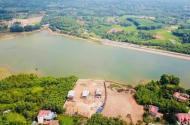 Mảnh đất 1882 m2 xã Bắc Sơn - Sóc Sơn - 25 km từ trung tâm Hà nội- View hồ - Khí hậu trong