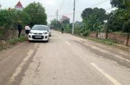 Bán 1123m2 đất Lâm Trường, Minh Phú, Sóc Sơn, MT 20m, 4,1 tỷ ô tô tránh