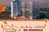 An cư xứng tầm với căn hộ 2PN 88.8m2 3-đẹp chung cư BID Residence